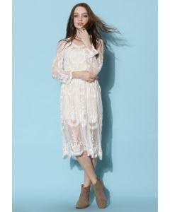 波西米亞蕾絲裙