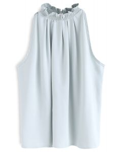 Everlasting Concinnity Sleeveless Top in Mint